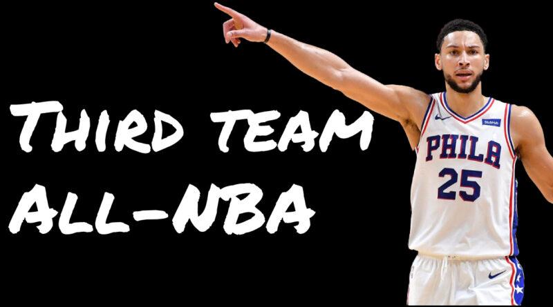 Ben Simmons Makes Third Team All-NBA