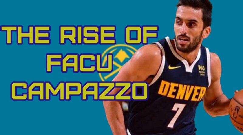 "Facundo ""Facu"" Campazzo Scouting Report – The 5 ft 10 Magician for the Denver Nuggets"