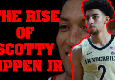 Scotty Pippen Jr. Scouting Report (Vanderbilt Guard)