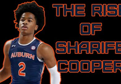 Sharife Cooper Scouting Report for the NBA Draft